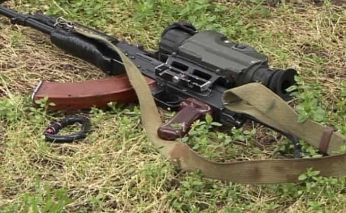 оружие азербайджанцев