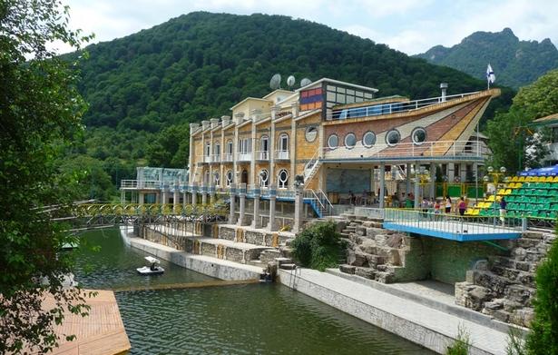 Отдых в Карабахе