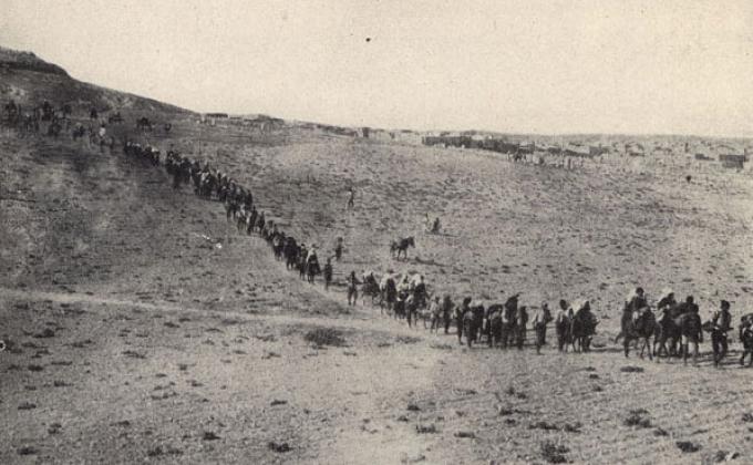 Почтение памяти жертв Геноцида