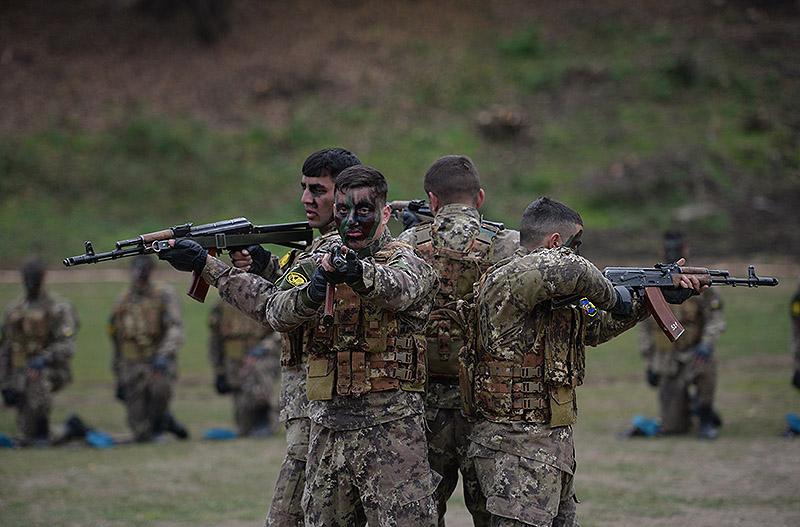 Спецназ Нагорного Карабаха