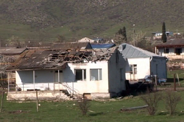 Война в Карабахе фото